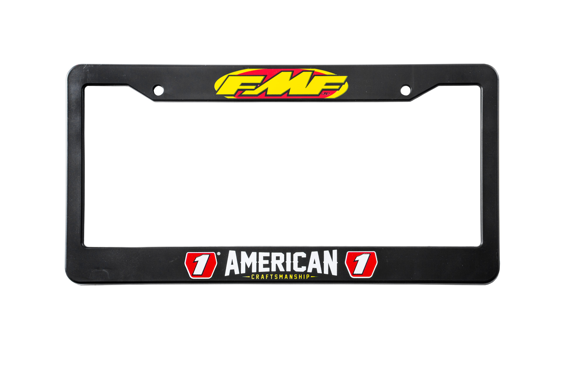 FMF AUTO LICENSE PLATE FRAME